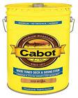 Cabot/Valspar Corp 5GAL NTRL WD Deck Stain