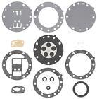 JetSki WaveRunner Diaphragm & Gasket Round Pump Carburetor Rebuild/Repair Kit
