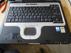 Used HP Hewlett Packard Compaq nc8000 Laptop Computer (FOR PARTS ONLY)