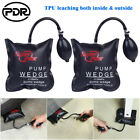 2x Black PDR Air Wedge Pump Bag Lever Inflatable Cushioned Powerful Hand Tools