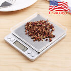 3kg/0.1g Electronic LCD Digital Scale Kitchen Food Gold Silver Weighing Balance