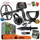 Garrett AT MAX Detector, MS-3 Headphones, Pro-Pointer AT, Digger & Cap