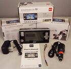"RCA 4.3"" Portable LCD HD TV with AC,DC,RF antenna adapter #DPTJ430R with USB &TF"