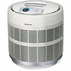 HEPA Air Purifier, White, 360 degree Dispersion, Allergen, Mold and VOC Remover