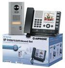 AIPHONE ISS-IPMDV Master/Door Station Kit,24VDC,6-7/16 G0252379