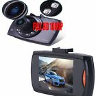 1080P HD LCD Car DVR Dash Camera Video Recorder Night Vision Cam Crash