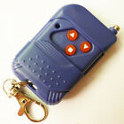 3 Buttons Fix Code SC2262 PT2262 Compatible RF Wireless Switch Key 433.92MHZ
