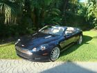 2006 Aston Martin DB9 RARE MANUAL TRANSMISSION 18500 miles Rare 6spd MANUAL TRANSMISSION 2006 VOLANTE Convertible low mileage no accidents