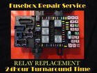 """2003-2006 EXPEDITION / NAVIGATOR BCM FUSE BOX RELAY """"REPAIR SERVICE"""""""