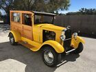 1931 Ford Other woody 1931 Ford Model A Woody Wagon No Reserve