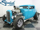1932 Ford 3 Window Coupe  VERY STRONG RUNNING BLOWN FORD 429 BUILT TO 516ci!!! BUILT C6, TCI CHASSIS, WOW!