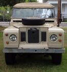 1970 Land Rover Series 2a  1970 Land Rover Series 2a