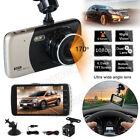 HD Dual Lens Camera Car DVR Dash Cam Video Recorder G-Sensor Night Vision GPS
