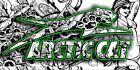 Arctic Cat Snowmobile Racing Snocross Garage Trailer Vinyl  Banner Sign