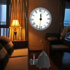 LED Analog Projection Clock with Based Projector LED Projector Clock Project New