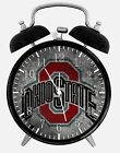 "Ohio State Buckeye Alarm Desk Clock 3.75"" Room Decor X50 Nice for Gifts wake up"