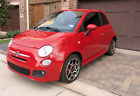 2013 Fiat 500 Sport 2013 Fiat 500 Sport Coupe - Automatic 6 speed -