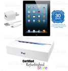 New Apple iPad 2 64GB, Wi-Fi + 3G (AT&T), 9.7in - Black