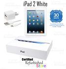 NEW Apple iPad 2 64GB, Wi-Fi + 3G (Verizon), 9.7in - White