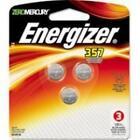 Energizer 357 SR44 Silver Oxide Watch Electronic Battery Bundle of 3
