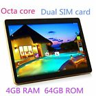 Tyd 10.1 Inch Tablet Android 6.0 Gps Octa Core 2560X1600 Ips Bluetooth Ram 4Gb R