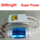 3000mg/H Commecial Home Quartz ozone tube generator for Cool Air Water Purifier@