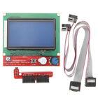 Smart Digital LCD 12864 Display 3D Printer Controller Board For RAMPS 1.4 Reprap