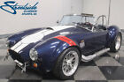 1965 Shelby Cobra Backdraft Racing OUGHT-AFTER BACKDRAFT, 289 V8, PERFORMANCE AUTO, VERY CLEAN, 4K MILES ON BUILD