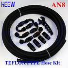 AN8 8AN 08 TEFLON FUEL LINE E85 PTFE OIL HOSE FITTING END Wrench Spanner ADAPTER