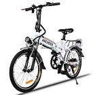 18.7inch 26inch Electric Folding Mountain Bike Cycling Bicycle with hfor01 01