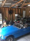 1980 MG MGB Roadster 1980 MG MGB ROADSTER - BARN FIND ONE OWNER SOUTHERN LOWMILE CAR NONRUNNING