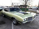 1971 Oldsmobile Cutlass  1971 Oldsmobile Cutlass