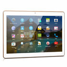 10.1 Inch IPS 64G Tablet PC WIFI Android 6.0 Dual SIM Dual Camera Phablet GPS US