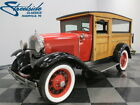 1931 Ford Model A Woody COOL MODEL A WOODY, INLINE 200CI 4CYL, GREAT FOR ADVERTISING OR PARADES!