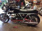 1999 Moto Guzzi BASSA to V10 Sport  Custom Moto Guzzi motorcycle w/sidecar