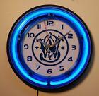 SMITH & WESSON nostalgic logo neon wall clock