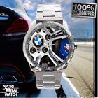 rare new 2018 bmw m6 us version wheel sport metal watch