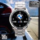 rare new 2018 BMW M series logo sport metal watch