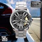 rare new 2018 BMW M6 Gran Coupe wheel sport metal watch