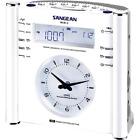 Sangean Digital Atomic AM/FM Clock Radio New