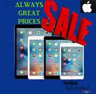 Apple Silver iPad 2,3,4 mini Air 16GB,32GB,64GB,128GB WiFi + Cellular (Verizon)