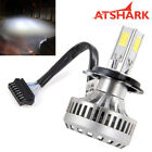 ATSHARK 2PCS Car 80W H4 Xenon Replacement Bulb Light Headlight Lamp Hi Lo 6000K