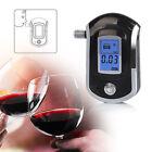 Advanced Police Digital Breath Alcohol Tester Breathalyzer Analyzer Detector GV