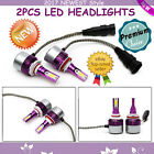 New Style COB LED H8/H9/H11 Hi/Low Beam 120W DRL Headlight Bulbs 6000K Kit White