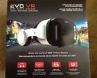 Evo VR Next Virtual Reality Headset Black And White New Mega