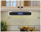 SALE Bluetooth Speakers Under Cabinet Kitchen Radio System Stereo Music NEW