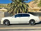 2010 Bentley Continental GT  2010 Flying Spur With 7,500 Miles