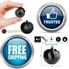 Mini Voice Activated Recorder Portable Keychain Ball 132 Hours Capacity 32 Hours