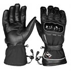 Akito Python Motorcycle Carbon Knuckle Thermal Touring Waterproof Bike Glove -T