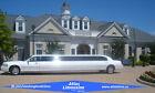 2007 Lincoln Town Car  Lincoln Stretch Limousine White 14 Passenger